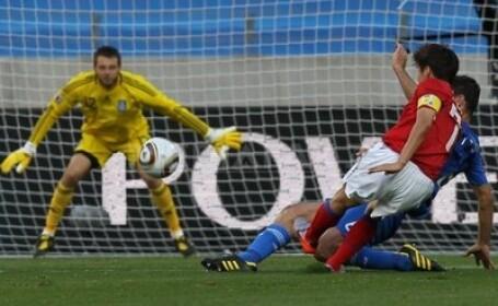 Coreea de Sud - Grecia, scor 2-0, in primul meci al grupei B de la CM