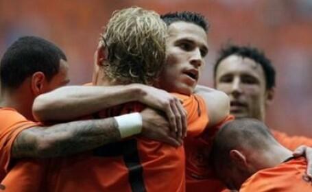 Olanda - Japonia 1-0 in grupa E la Cupa Mondiala