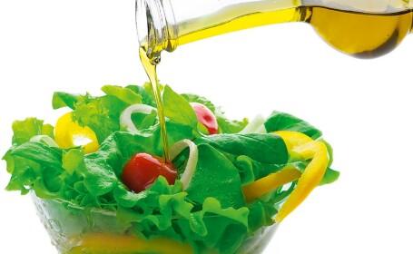 Uleiul de masline nu trebuie sa-ti lipseasca din dieta