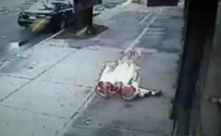 O femeie ii da foc iubitului si arde si ea, din greseala! Video