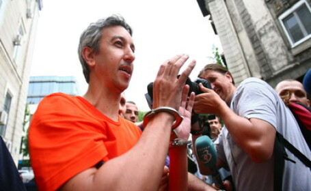 Senzational! Dan Diaconescu a fost eliberat. Doru Parv ramane inchis