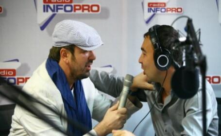 Horia Brenciu si Ramon Cotizo