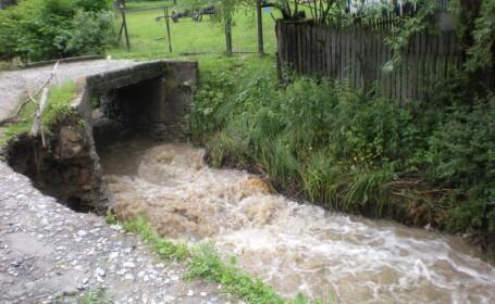 inundatii, Harghita