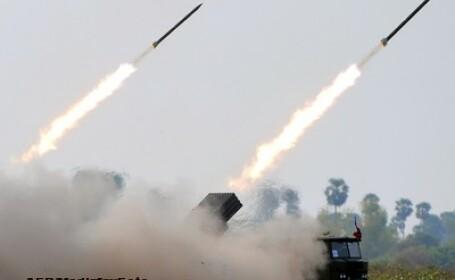Coreea de Nord,desi in doliu dupa moartea liderului sau,a testat o racheta cu raza scurta de actiune