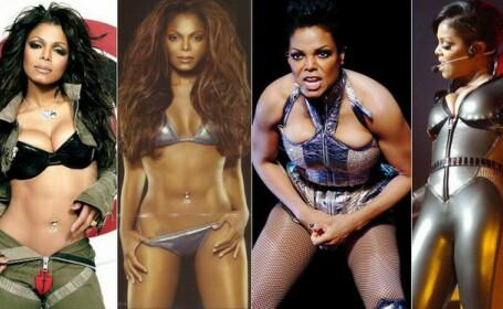 Janet Jackson - o viata de suferinta din cauza restrictiilor alimentare! Vezi cum s-a TRANSFORMAT