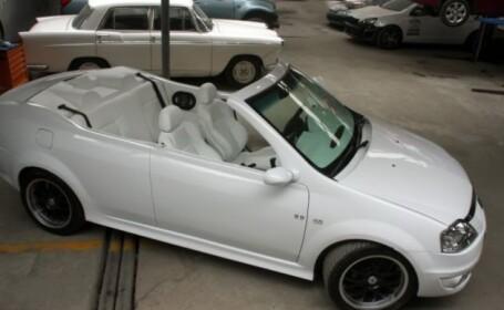 Dacia decapotabila