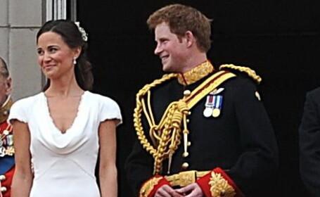 Pippa Middleton si Printul Harry