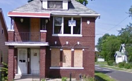 Casa de vanzare din Detroit