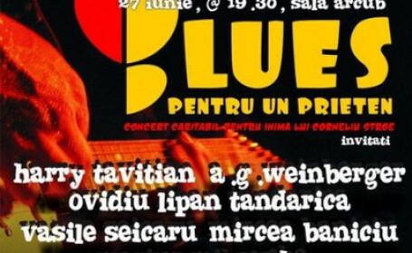 BLUES PENTRU UN PRIETEN