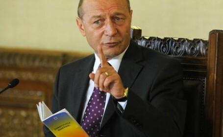 Basescu, despre declaratiile legate de Regele Mihai: Nu retractez