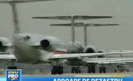 La un pas de tragedie. Doua avioane de linie, cat pe ce sa se ciocneasca pe aeroportul JFK