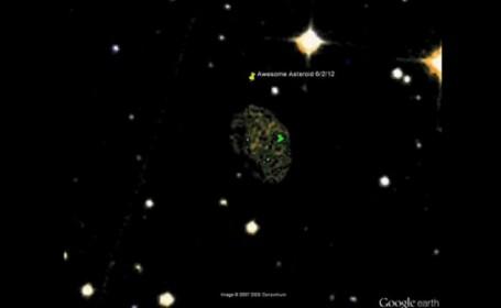 FOTO si VIDEO. Obiect ciudat descoperit in sistemul nostru solar. \