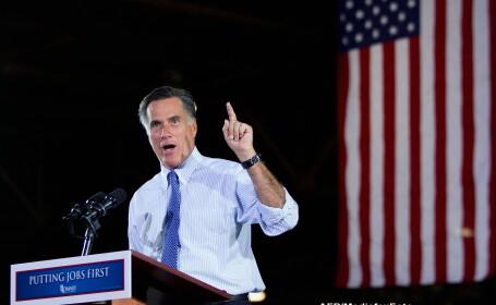 Presa din SUA: Mitt Romney il va alege pe Paul Ryan ca partener in cursa pentru Casa Alba