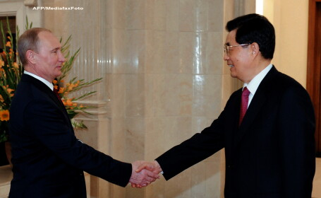 China si Rusia avertizeaza inca o data ca se vor opune unei interventii straine in Siria