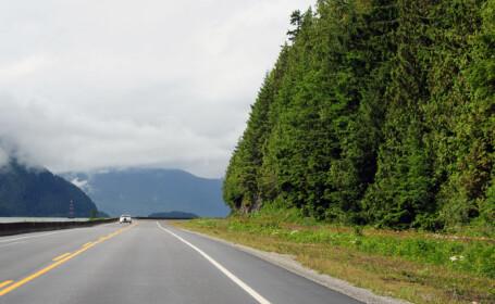 Autostrada Lacrimilor Canada