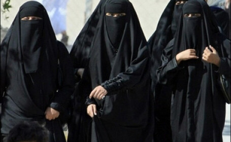 femei in Arabia Saudita