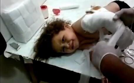 fetita ranita, Siria