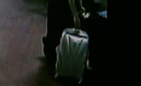 bagaj suspect, aeroportul din Bacau