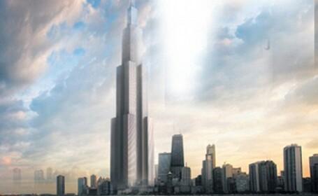 Sky City, cea mai inalta cladire din lume