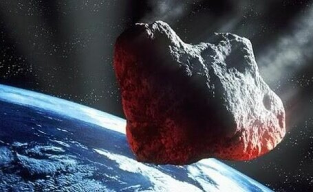 Un asteroid URIAS, \