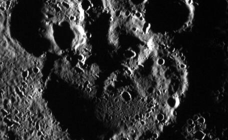 Silueta lui Mickey Mouse, descoperita de NASA pe suprafata planetei Mercur