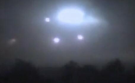 Cat de mult isi doresc unii sa filmeze un OZN pe cer. Cum sunt demontate ultimele 3 aparitii ciudate