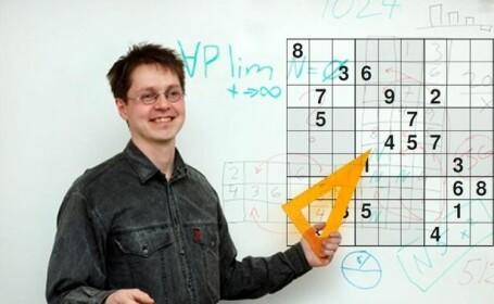 cea mai grea grila Sudoku