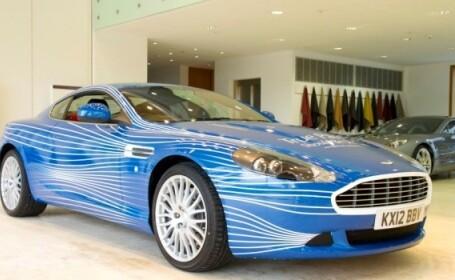Un britanic si-a abandonat masina, un Aston Martin de 180.000 de euro, la cateva zile dupa cumparare