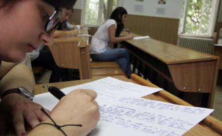 Evaluarea Nationala 2012. Petitie pentru varianta \