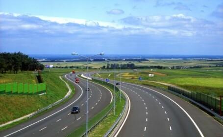 Restrictie de 100km/h pe autostrada Bucuresti-Ploiesti pana e finalizata. Calitatea lasa de dorit
