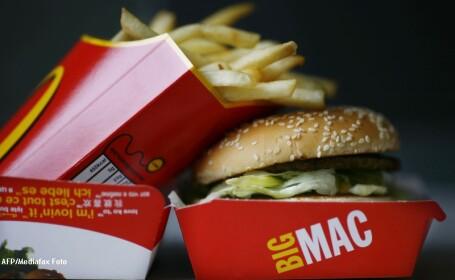McDonald\'s umbla la \