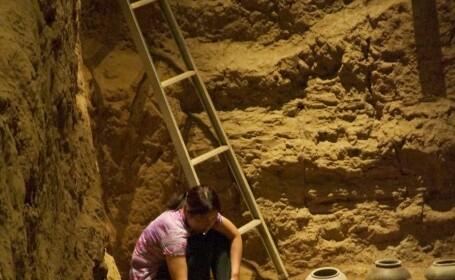 Ramasitele unui copil decedat in urma cu 3.500 de ani indica faptul ca acesta a murit de foame