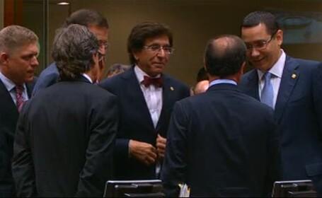 Spania si Italia rasufla usurate dupa summit-ul de la Bruxelles. Bursele europene, in crestere