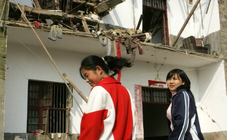 Cutremur de 6,3 in China. Cel putin 17 persoane au fost ranite