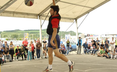 PRO WINNERS CUP 2013, streetball