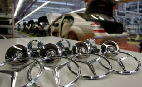 fabrica Mercedes