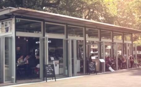 cafeneaua Metro St James, Sydney