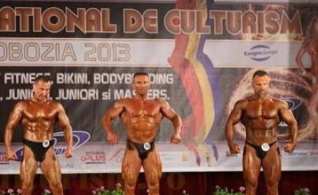 S-a facut de ras la un concurs din Romania. Cum a aparut in fata publicului un culturist. FOTO