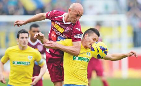 Gabi Muresan pleca din Romania. Mijlocasul CFR-ului a primit o oferta de la Ludogoret