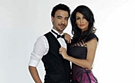 Nicoleta Luciu si Max
