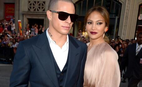 Jennifer Lopez si Casper Smart