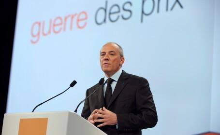 Seful France Telecom a fost pus sub acuzare in cazul Tapie