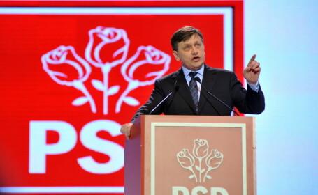 Revizuirea Constitutiei. Antonescu, nemultumit de votul PSD in comisie: \