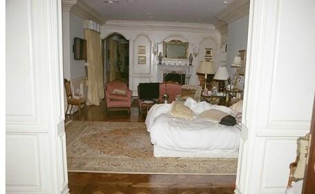 dormitor Michael Jackson