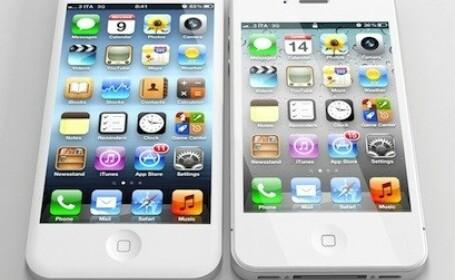iPhone, ecran mai mare