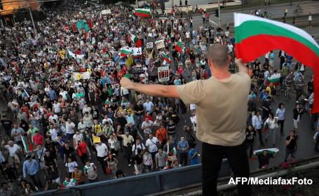 A patra zi de proteste in Bulgaria. Mii de oameni cer demisia premierului Plamen Oresarski