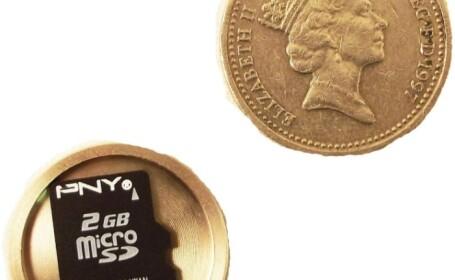 gadget moneda