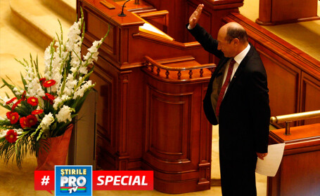 Traian Basescu, Special