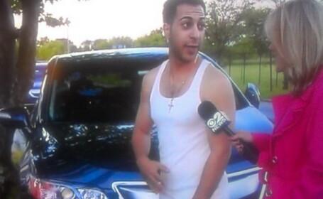 Imaginea care a stricat un reportaj LIVE. Ce apare in aceasta fotografie. FOTO