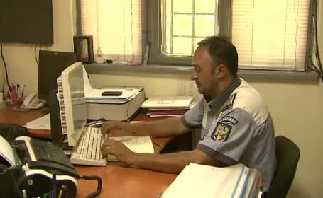 politist, Facebook